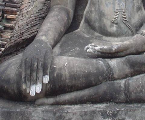 Thai (Yoga) Massage - Buddha